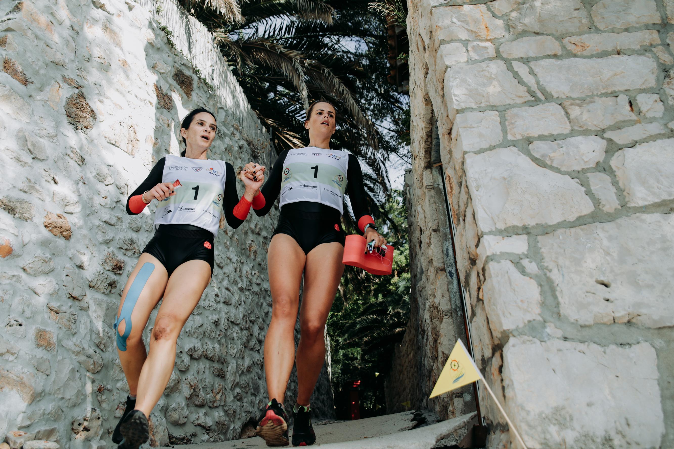 croatia island trophy 2018 raid féminin sportif laure manaudou