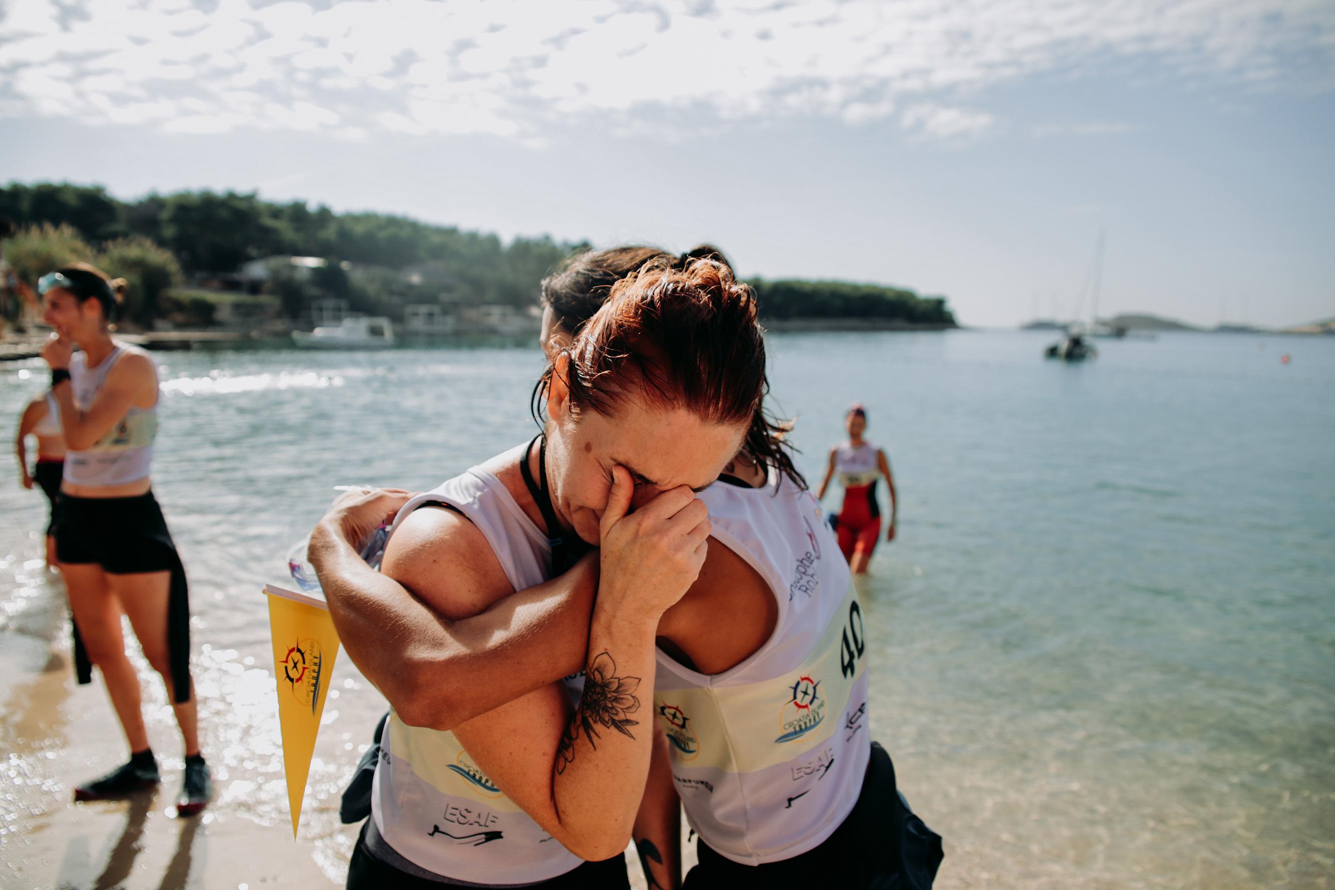 croatia island trophy 2018 raid féminin sportif