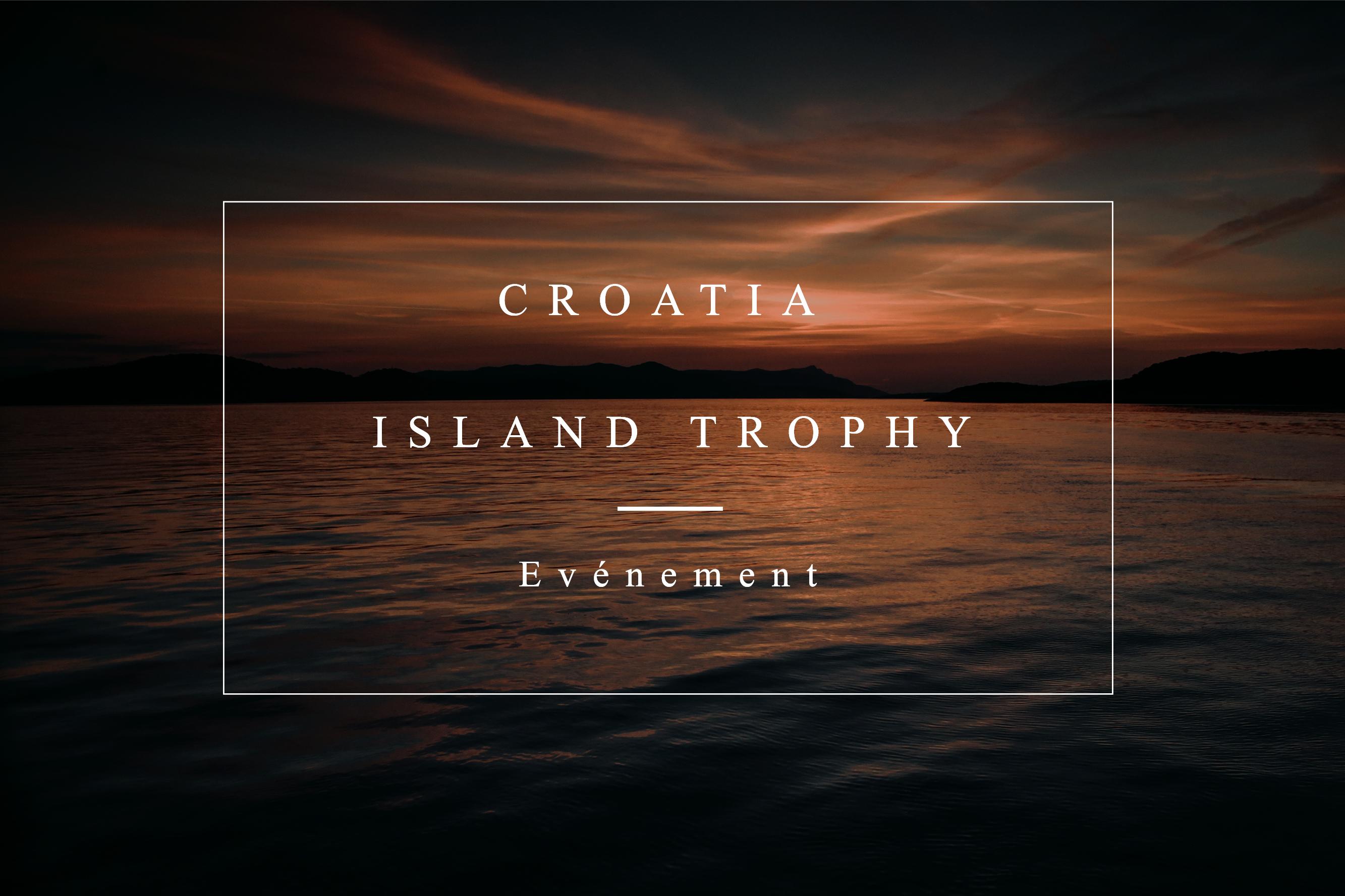 croatia island trophy 2018