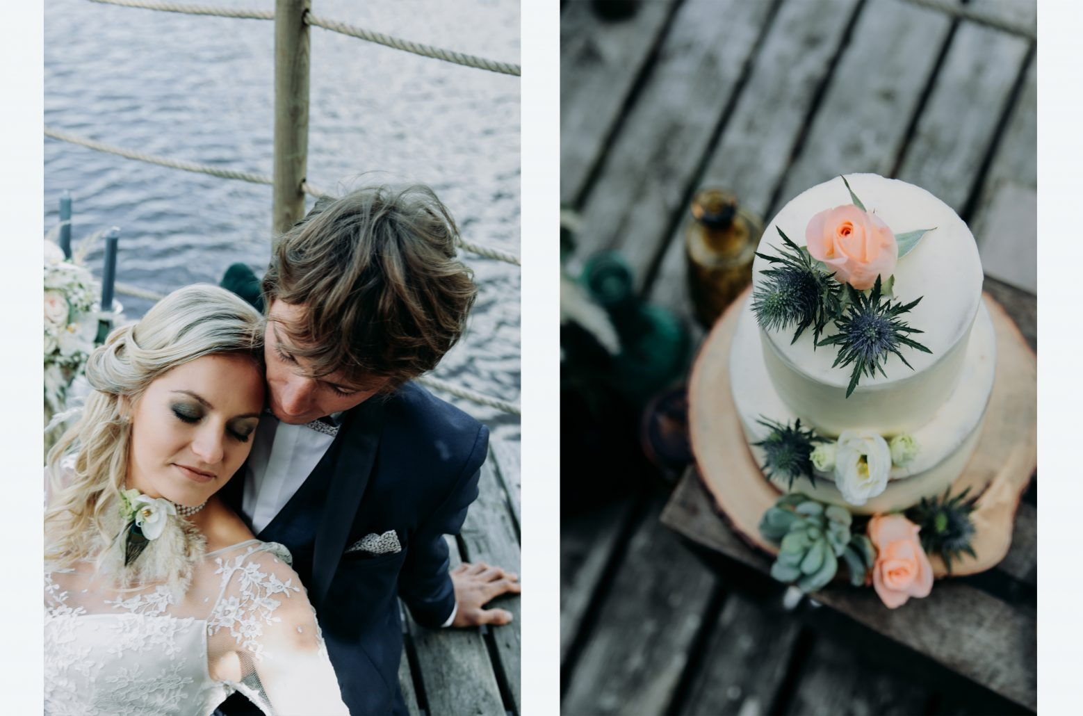 shooting inspiration mariage rennes photographe peniche