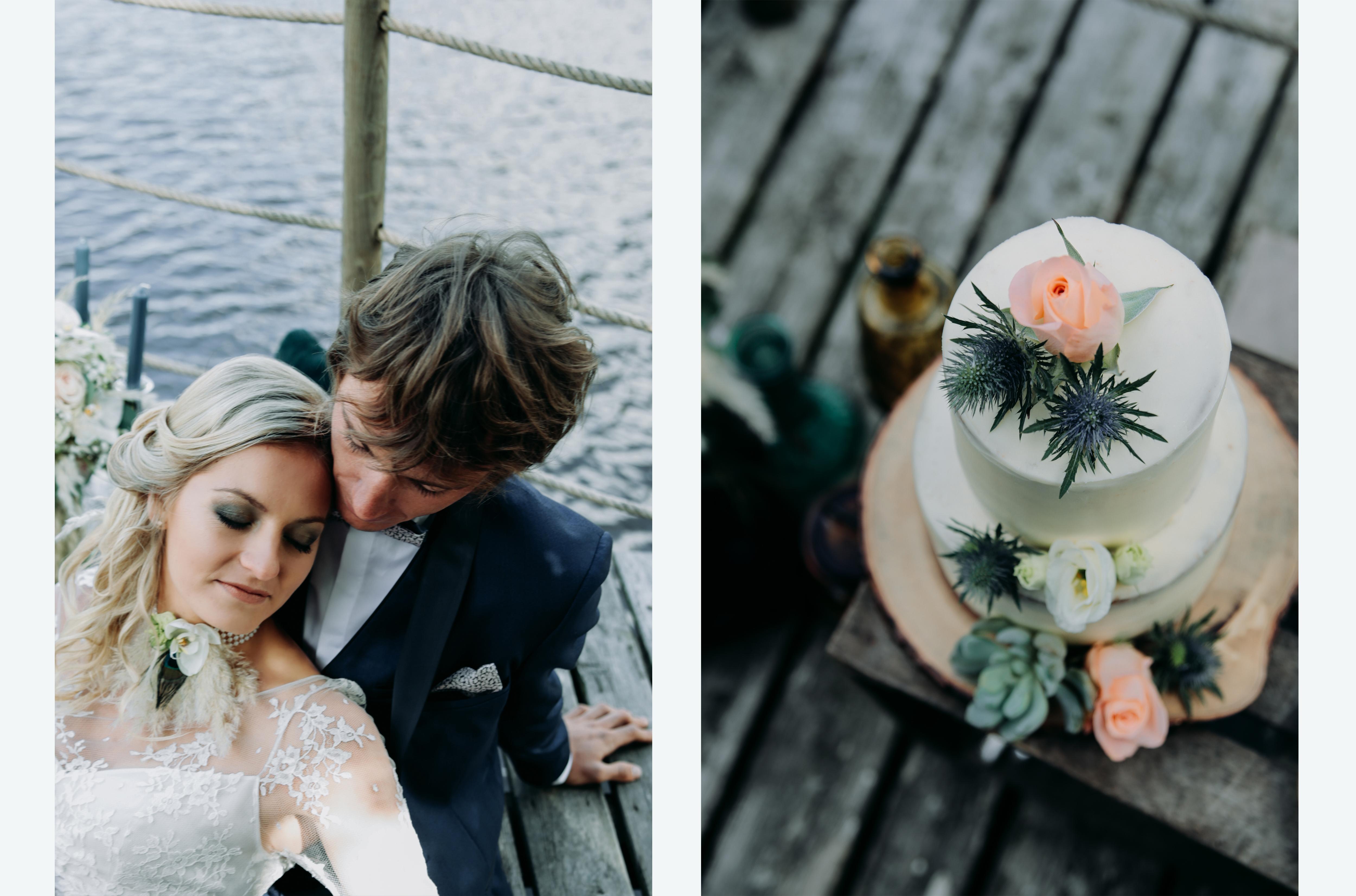 shooting inspiration mariage rennes photographe peniche
