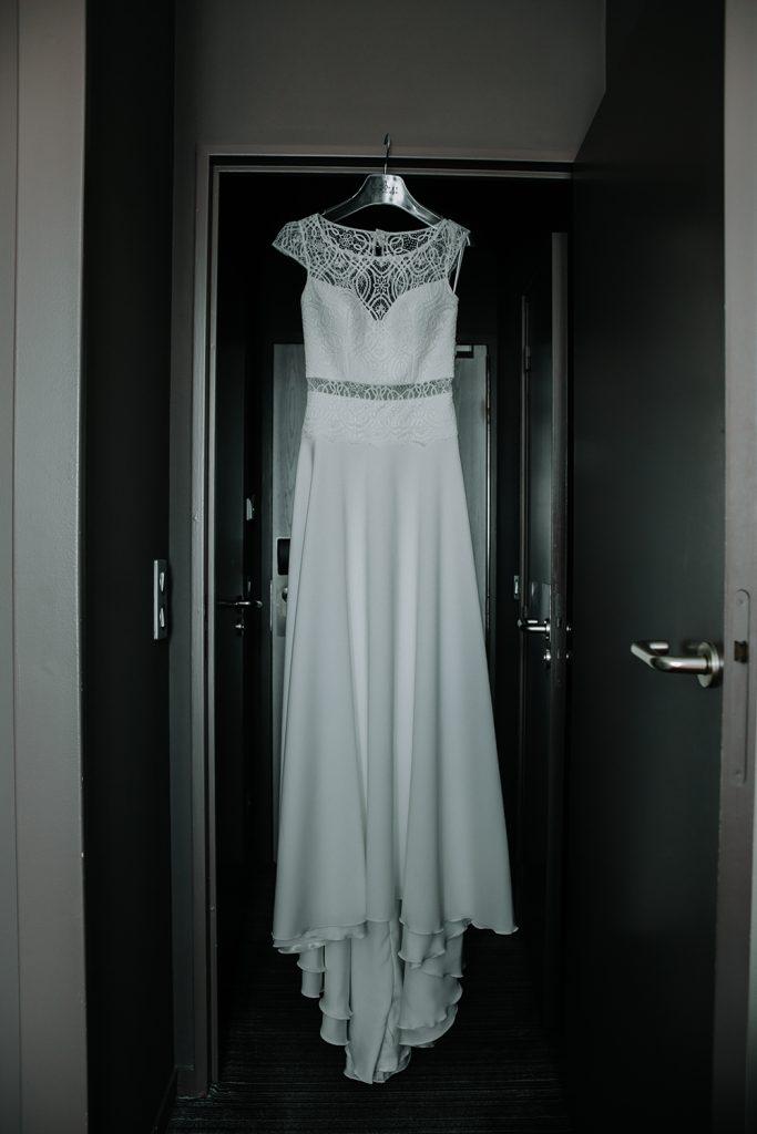 mariage nantes préparatif mariée hotel robe